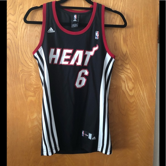 "hot sale online c242d 2f520 ""Old school"" Miami heat jersey S"